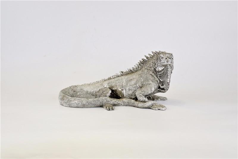 印尼 蜥蜴摆件 0202940图片一