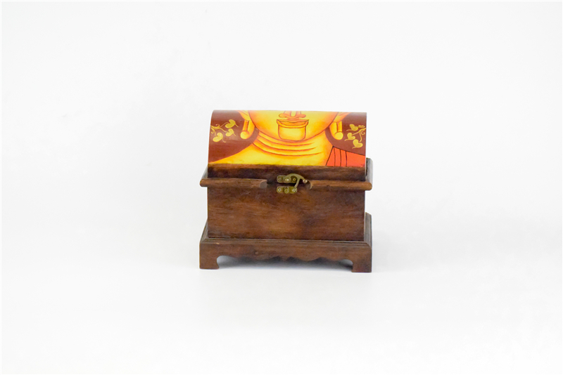 泰国 木质宝盒 0202946图片一