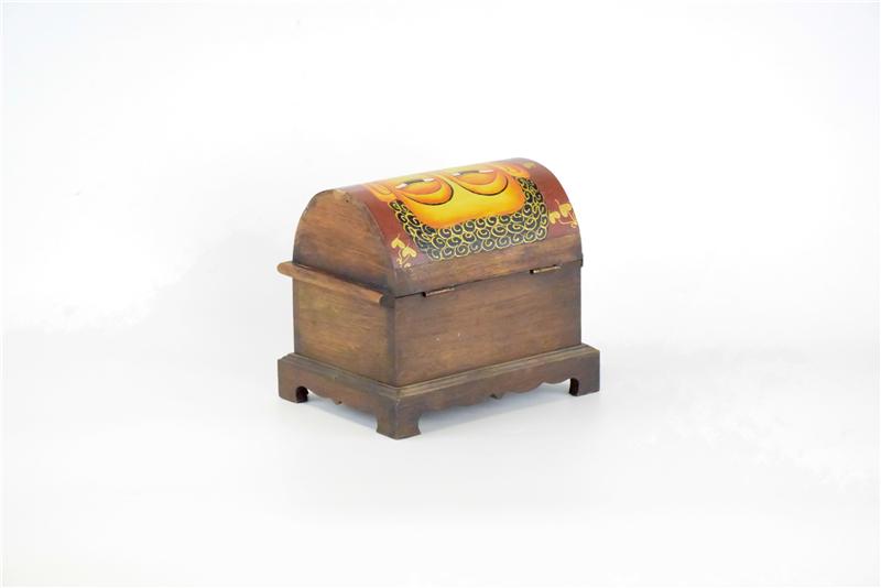 泰国 木质宝盒 0202946图片五