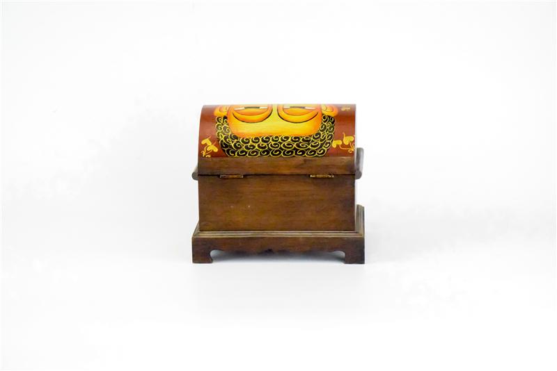 泰国 木质宝盒 0202946图片四