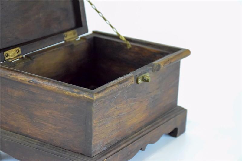 泰国 木质宝盒 0202946图片八