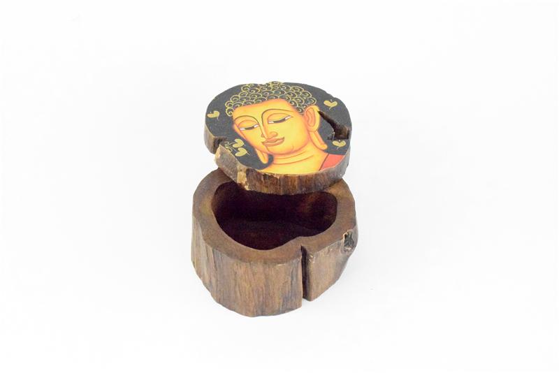 泰国 木质宝盒 0202949图片四