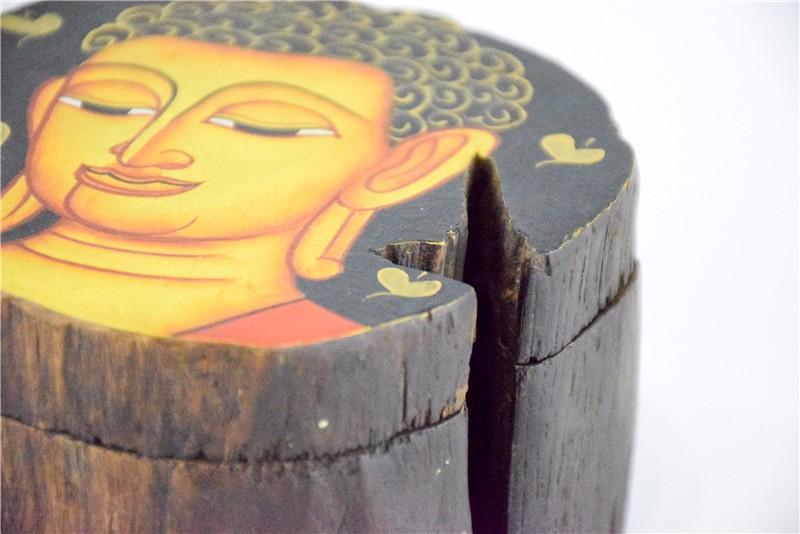 泰国 木质宝盒 0202949图片七