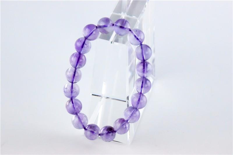 泰国  4A紫水晶手串 0211261图片二