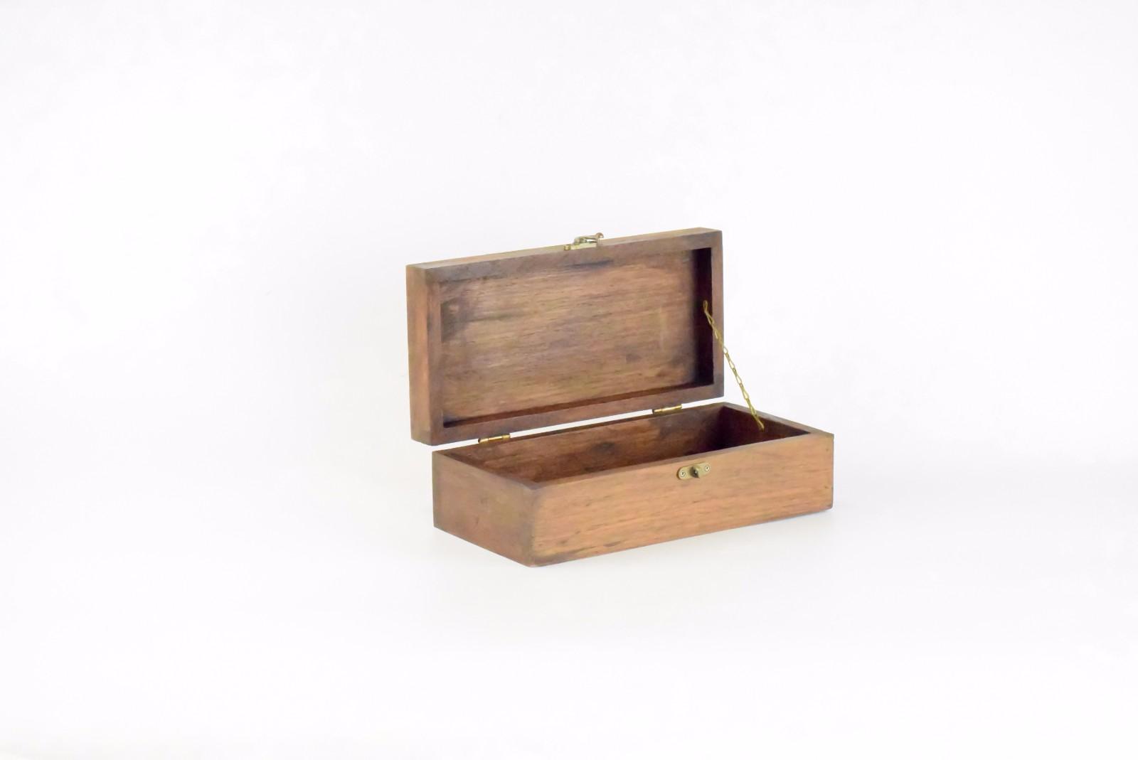 泰国 木质宝盒 0202949图片十