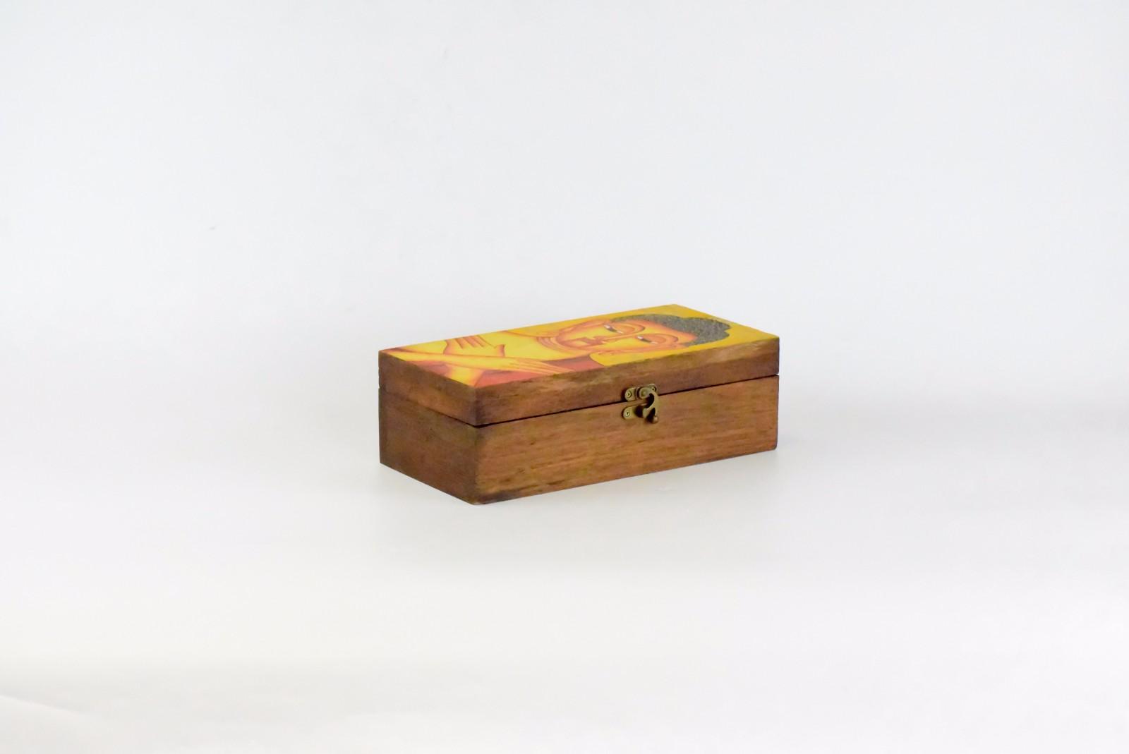 泰国 木质宝盒 0202949图片九