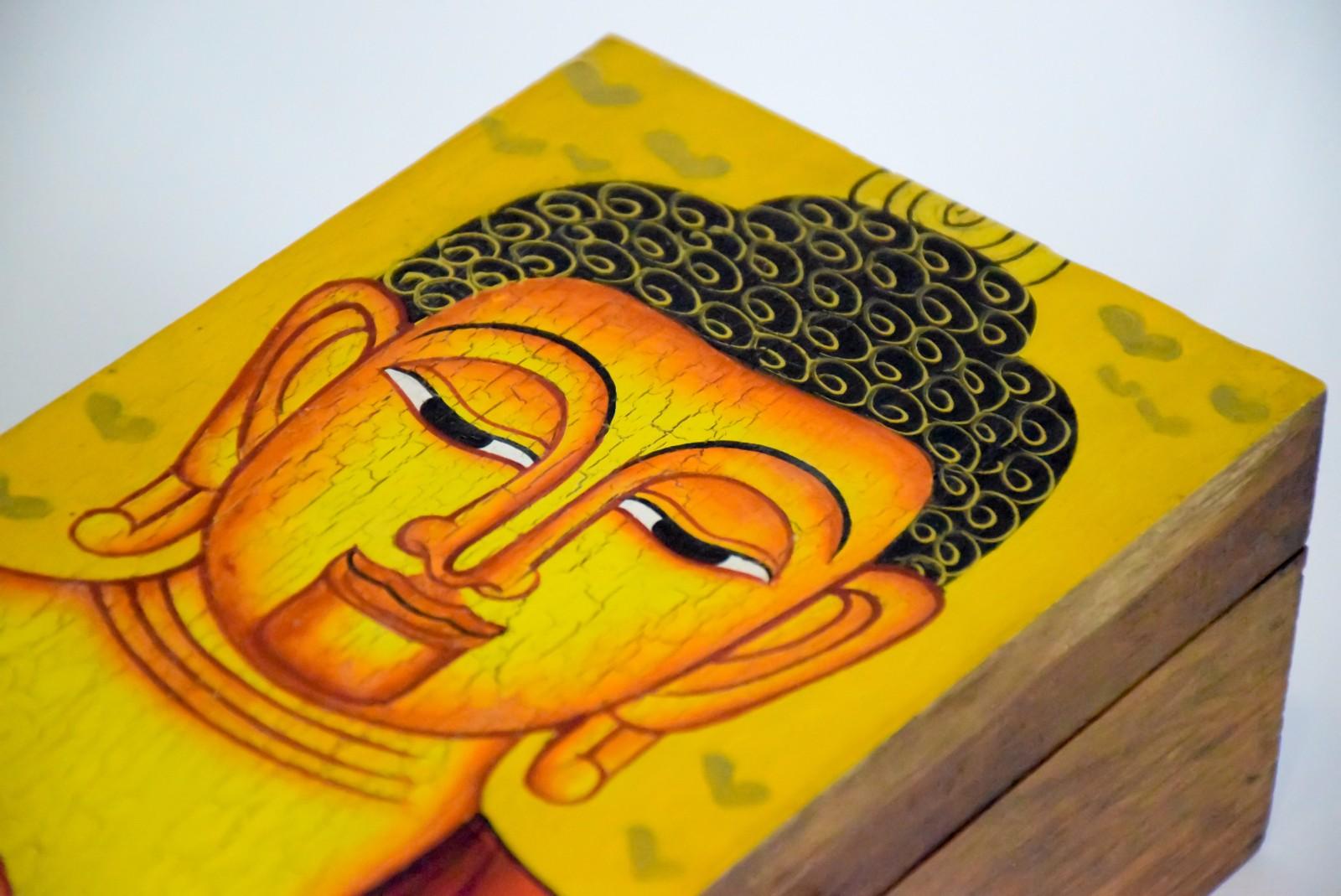 泰国 木质宝盒 0202949图片十一