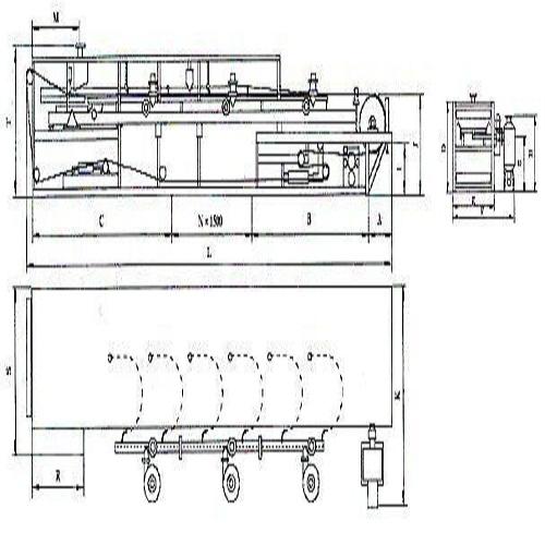 PBF型水平真空带式过滤机图片二