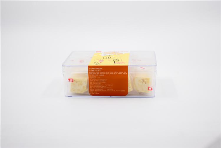 澳门 方盒牛轧奶芙(牛奶味)300g  0107678图片四