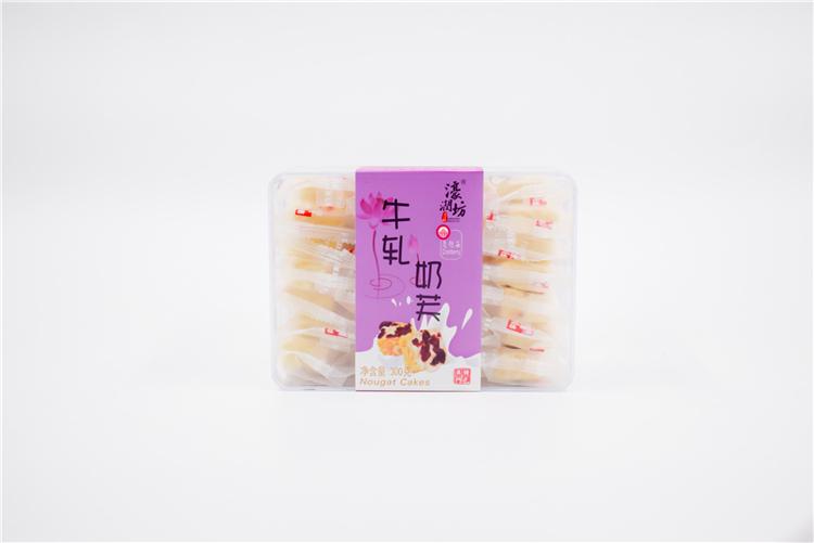 澳门 方盒牛扎奶芙(蔓越莓味)300g  0107679图片一