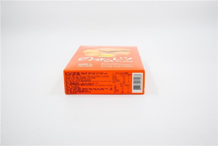 香港 宾治夹心煎卷饼(榴莲味)180g   0108090图片三