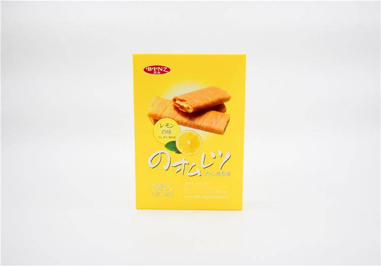 香港 宾治夹心煎卷饼(柠檬味)180g   0108092图片二