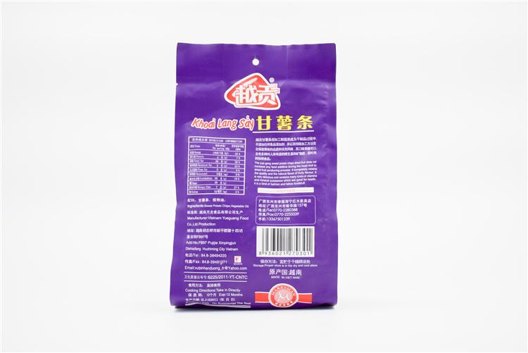 越南 越贡甘薯条250g  0100135图片二