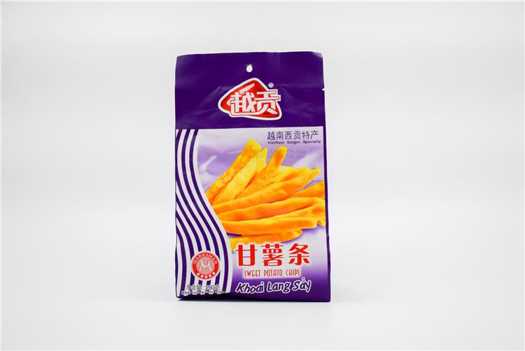 越南 越贡甘薯条250g  0100135图片一