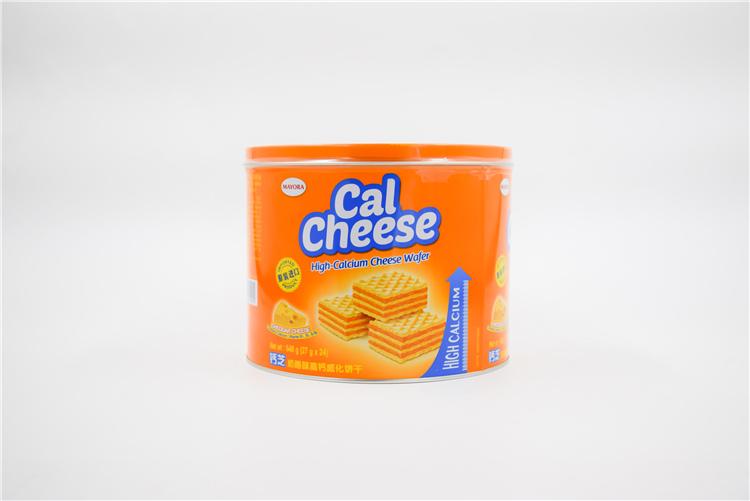 印尼 钙芝奶酪味高钙威化饼干648g  0101227图片一