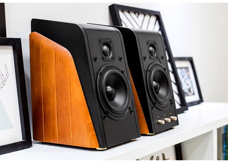 惠威(HiVi)M200MKIII+ HIFI有源2.0音箱 蓝牙电脑电视音箱图片二十五