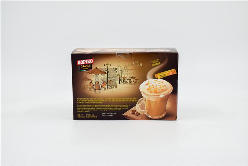 可比可豪享拿铁咖啡384克 0108223图片三