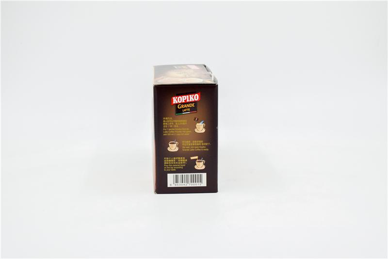 可比可豪享拿铁咖啡384克 0108223图片四