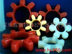 聚氨脂梅花垫,八角胶,六角胶,弹性圈