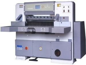厂家直销液压数显切纸机