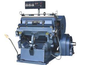 平压热压痕模切机