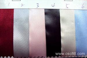 【双面色丁】细纹粗纹色丁 中高低档色丁 印花 包装