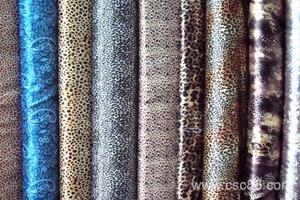 【印花色丁】现货或订购 细纹粗纹过胶不过胶色丁