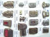 厂家直销价格最优惠的葫芦扣又名铁线扣材质可以用铜做