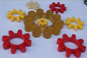 聚胺酯八角胶,六角胶,MT梅花垫