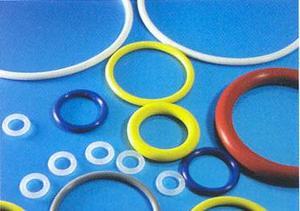 硅橡胶密封圈/橡胶圈(规格齐全)