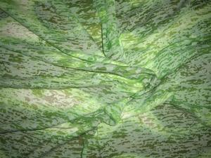 针织烂花面料