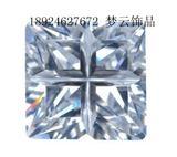厂家直销正方形宝石