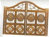 供应铸铝大门