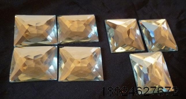 水晶贴片、玻璃贴片大图一