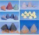 棕刚玉研磨石,塑胶研磨石