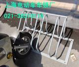 自行车架子,上海柯泉地位锁,车位锁,地桩锁