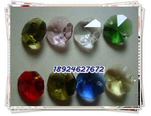 水晶八角珠-珠帘专用