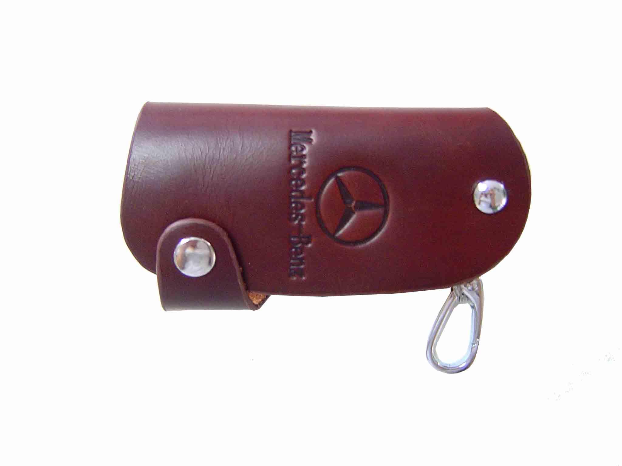 手工皮具钥匙包图纸