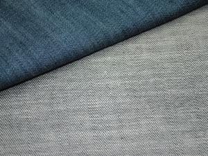 8安全棉竹节丝光牛仔布  品牌服装首选 21/码