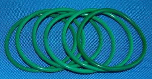 耐酸碱耐磨氟胶圈,橡胶圈,O型圈