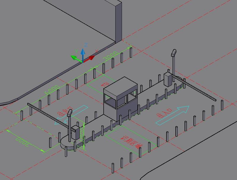 dsp硬件车牌识别停车场系统及方案(深圳)