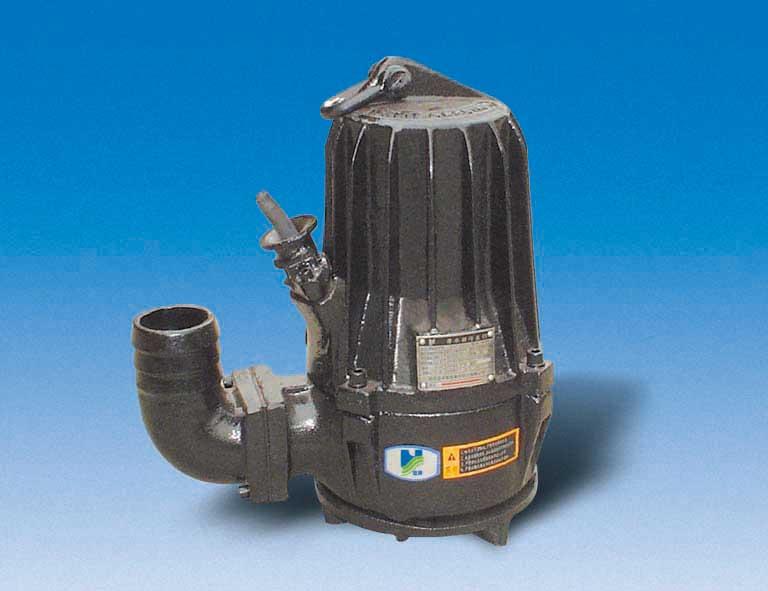 蓝深as增强型潜水排污泵
