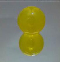 黄色仿玉玻璃珠、锆石圆珠