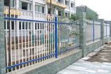 喷塑防盗护栏、锌刚厂区护栏