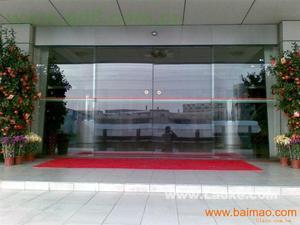 阜成门安装玻璃门西城区玻璃门隔断安装