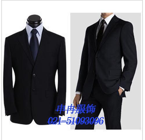 [专业】订做男士西装套装职业装