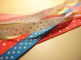 罗纹带缎带-罗纹带织带-涤纶罗纹带厂家