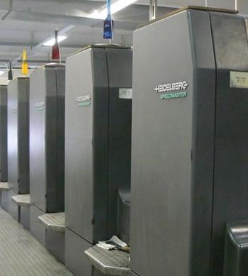 三菱印刷机控制板维修