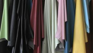 厂家大量供应精质山羊皮(各种颜色)【大量现货】