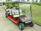 8座电动高尔夫球车0903